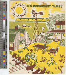 It's breakfast time!, 1963