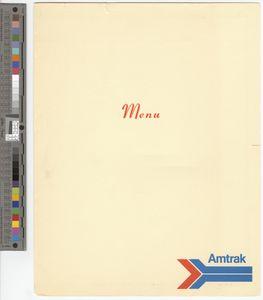 Menu, 1975