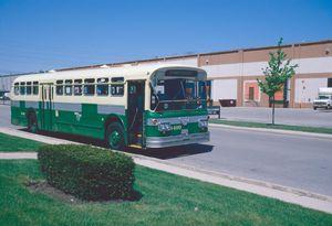 8499, Pratt & Lively, Elk Grove, GFI, FLX F2 DD-40, 1986-05-03