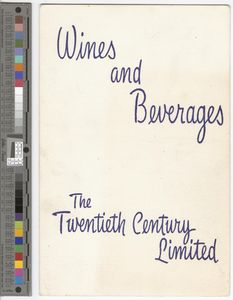 Wines and Beverages, Between 1950 and 1965